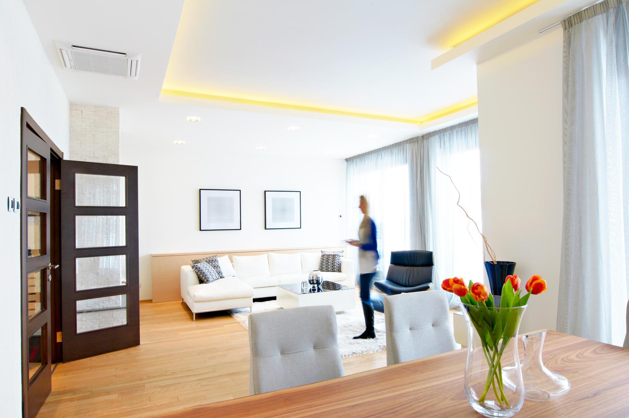 תאורת לד לעיצוב הבית
