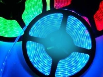 סרט לד צבעוני ומחליף צבעים RGB